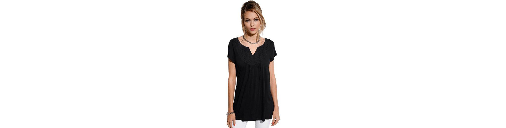Offiziell Création L Shirt aus weicher Viskose Rabatte Für Verkauf Günstiger Online-Shop Gpxjo1