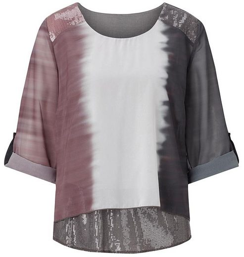 Classic Inspirations Blouse In Beautiful Gradient