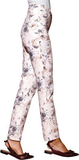 Création L Jeans im attraktiven Blütendessin