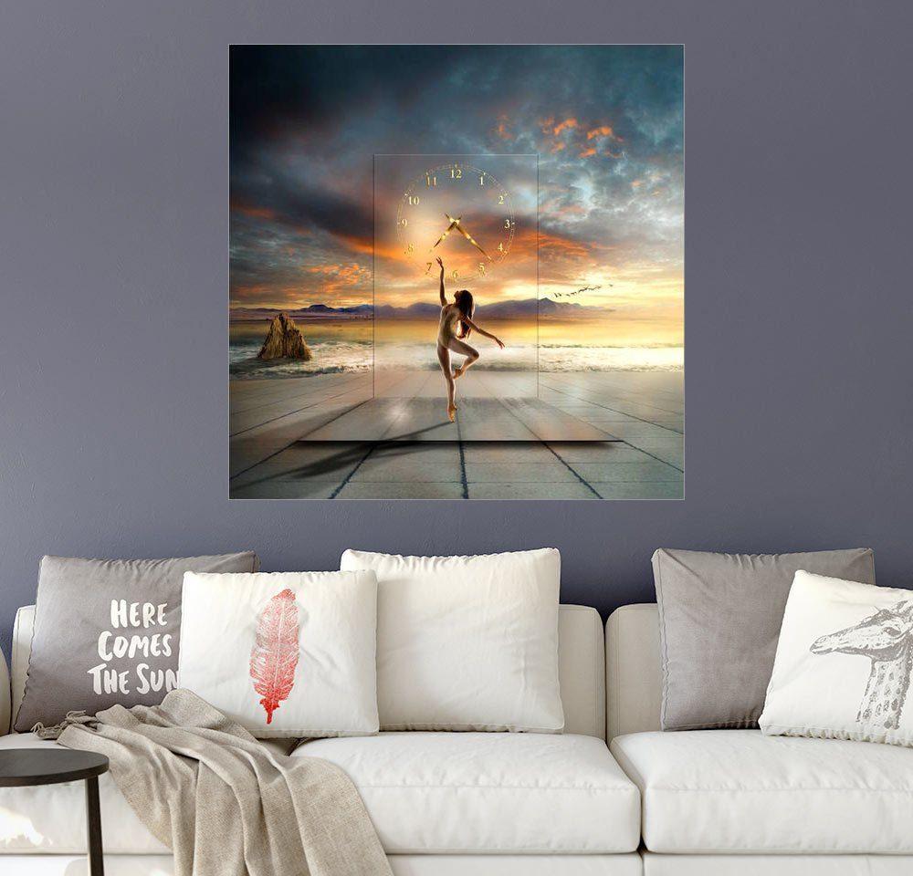 Posterlounge Wandbild - Franziskus »In meinen Träumen«