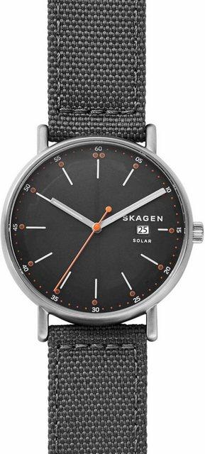 Skagen Quarzuhr »SIGNATUR, SKW6452«   Uhren   Grau   Skagen