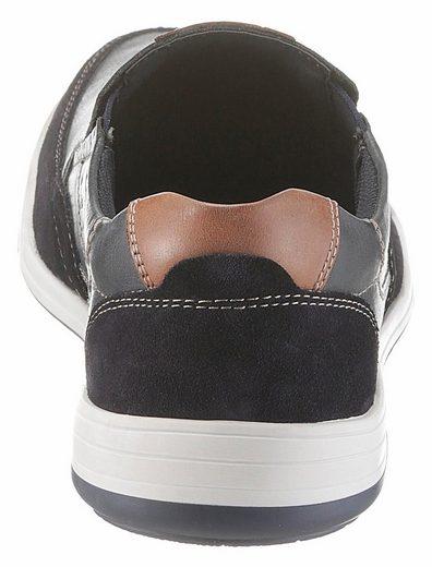 Salamander Torstenfranzi Sneaker, In Materialmix