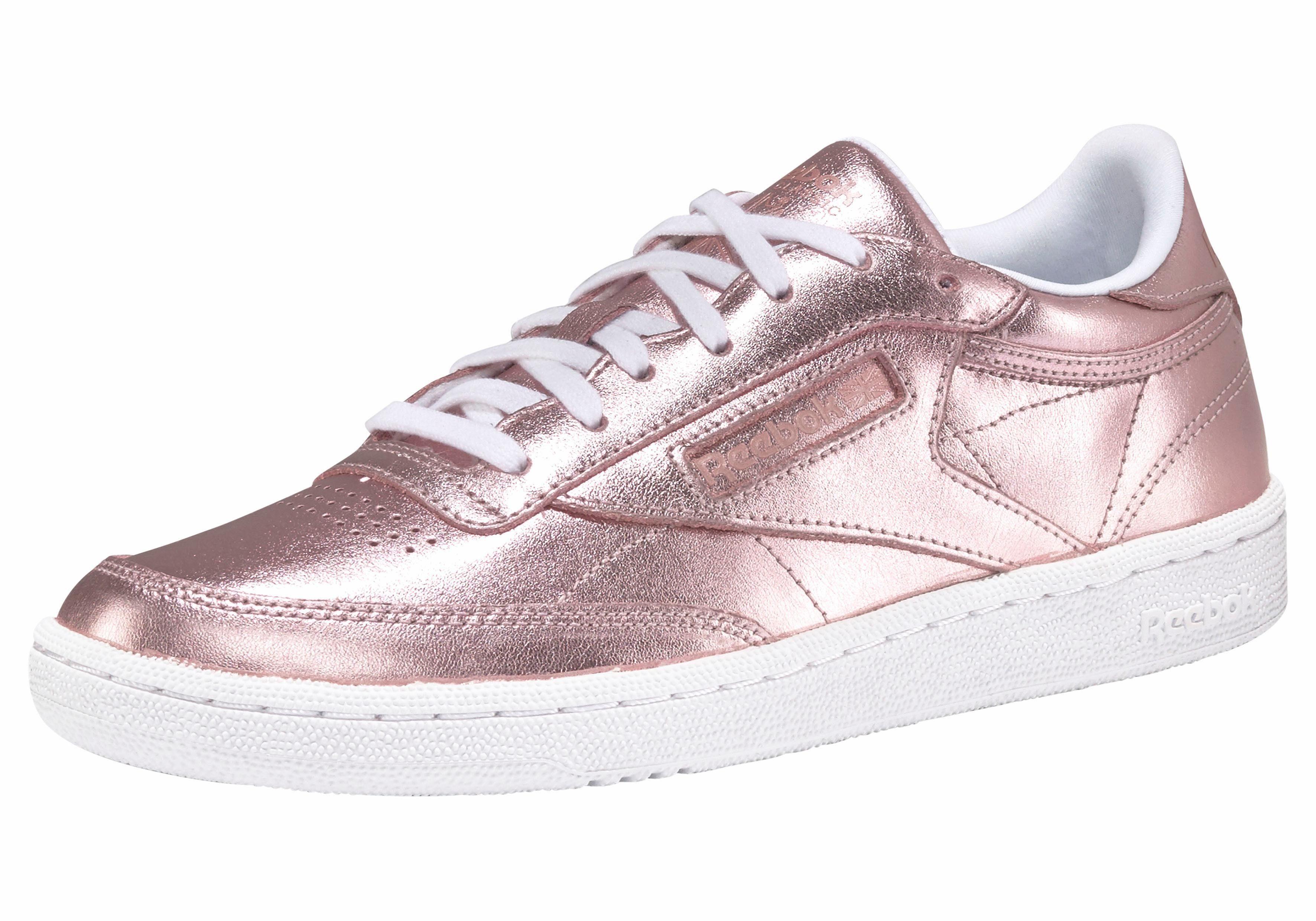 Reebok Classic »Club C 85 Shine« Sneaker, Trendiger Sneaker von Reebok online kaufen | OTTO
