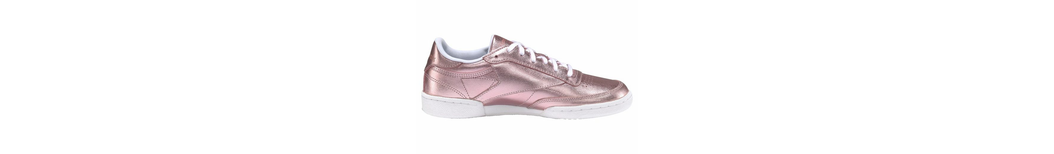 Neu Günstig Kaufen 100% Original Reebok Classic Club C 85 Shine Sneaker 2018 Unisex Besuchen Günstigen Preis Spielraum Empfehlen QcKSd1ZWD