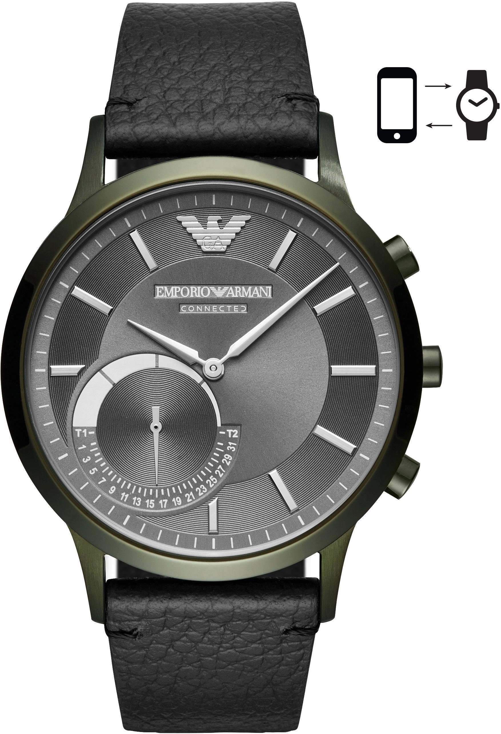 EMPORIO ARMANI CONNECTED ART3021 Smartwatch (Android Wear)