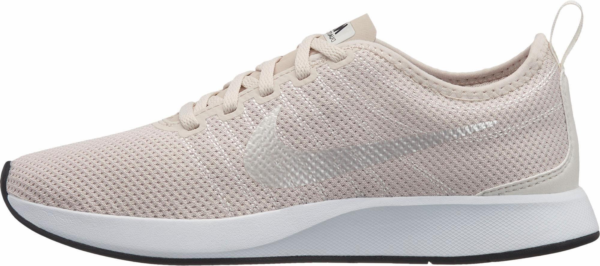 Nike Sportswear Wmns Dualtone Racer Sneaker  sand