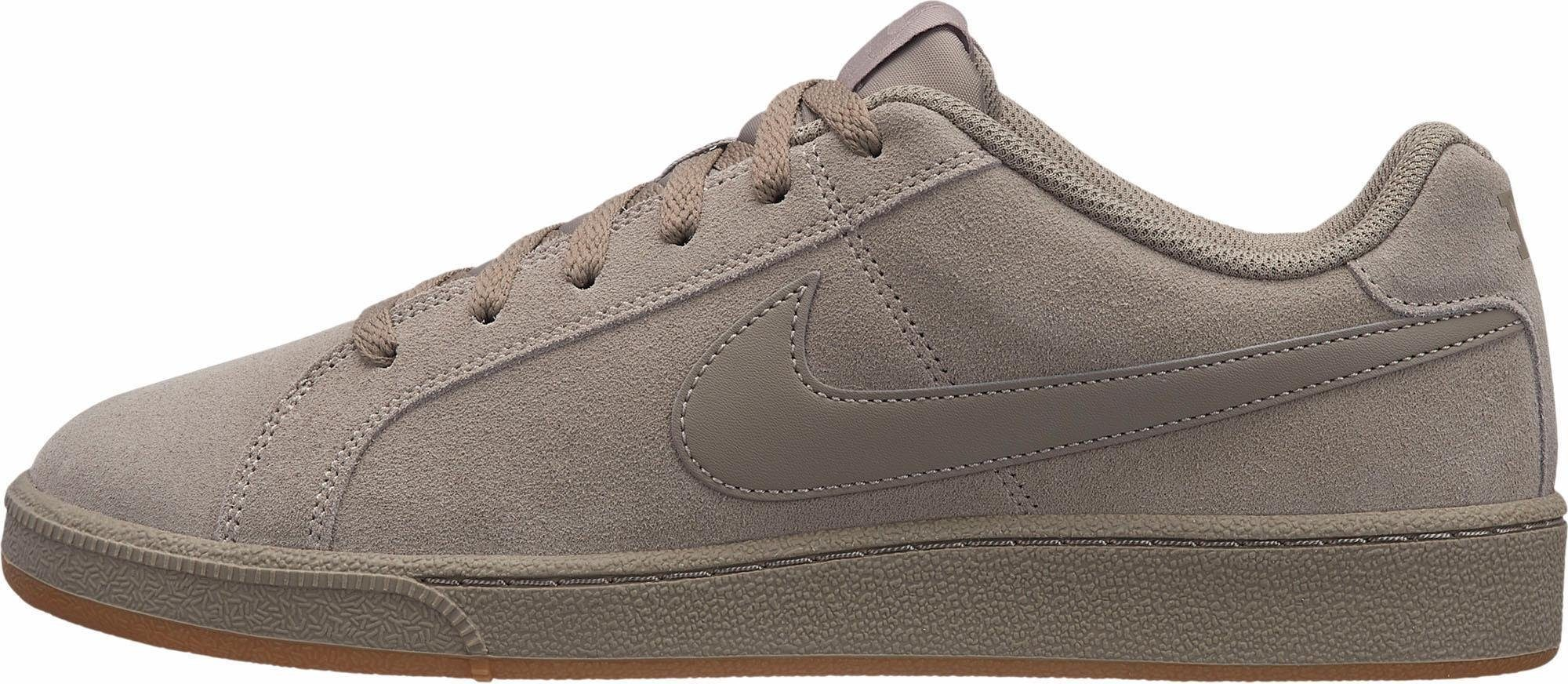 Nike Sportswear COURT ROYALE SUEDE Sneaker  taupe