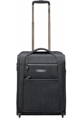 STRATIC Medžiaginis lagaminas ant ratukų