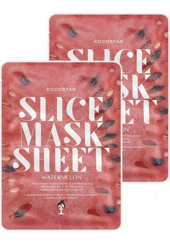 "KOCOSTAR Gesichtsmasken-Set ""Slice Mask Sh..."