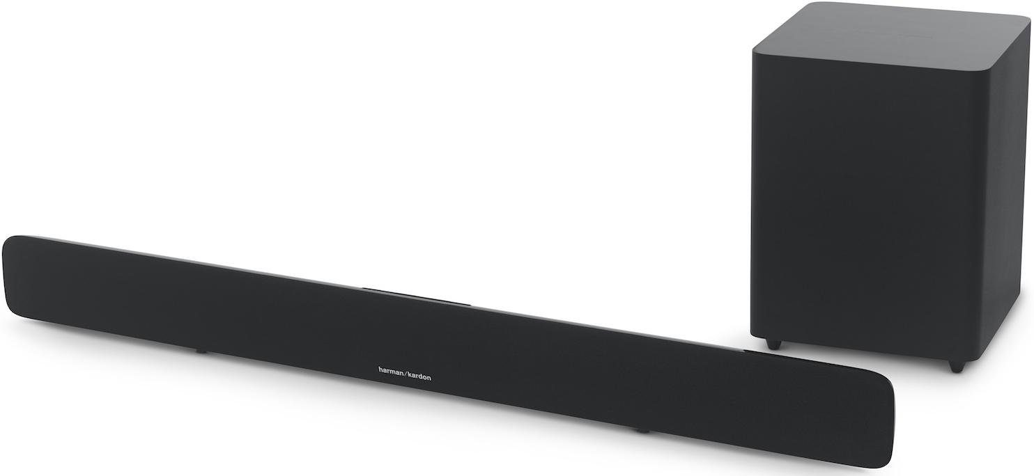 Harman/Kardon SB20 Heimkino 2.1-Soundbar mit kabellosem Subwoofer