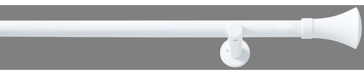 Vorhangstange, good life, »Cono«, 1-läufig im Fixmaß ø 20 mm   Heimtextilien > Gardinen und Vorhänge > Gardinenstangen   Metall - Kunststoff   Good Life