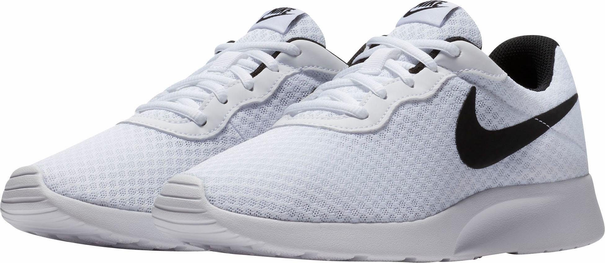 Nike Sportswear Tanjun Wmns Sneaker kaufen  weiß-schwarz