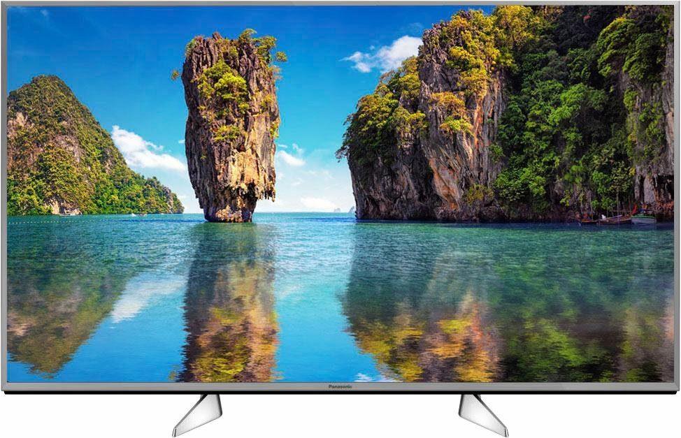 Panasonic TX-55EXW604S LED-Fernseher (55 Zoll, 4K Ultra HD, Adaptive Backlight Scanning)