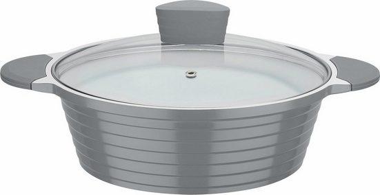 GSW Bräter »Bolero«, Aluminiumguss, (1-tlg), Induktion