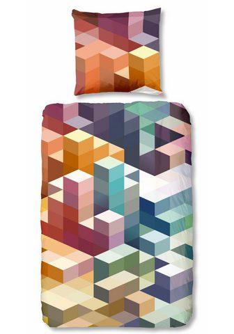 GOOD MORNING Постельные принадлежности »Cubes...