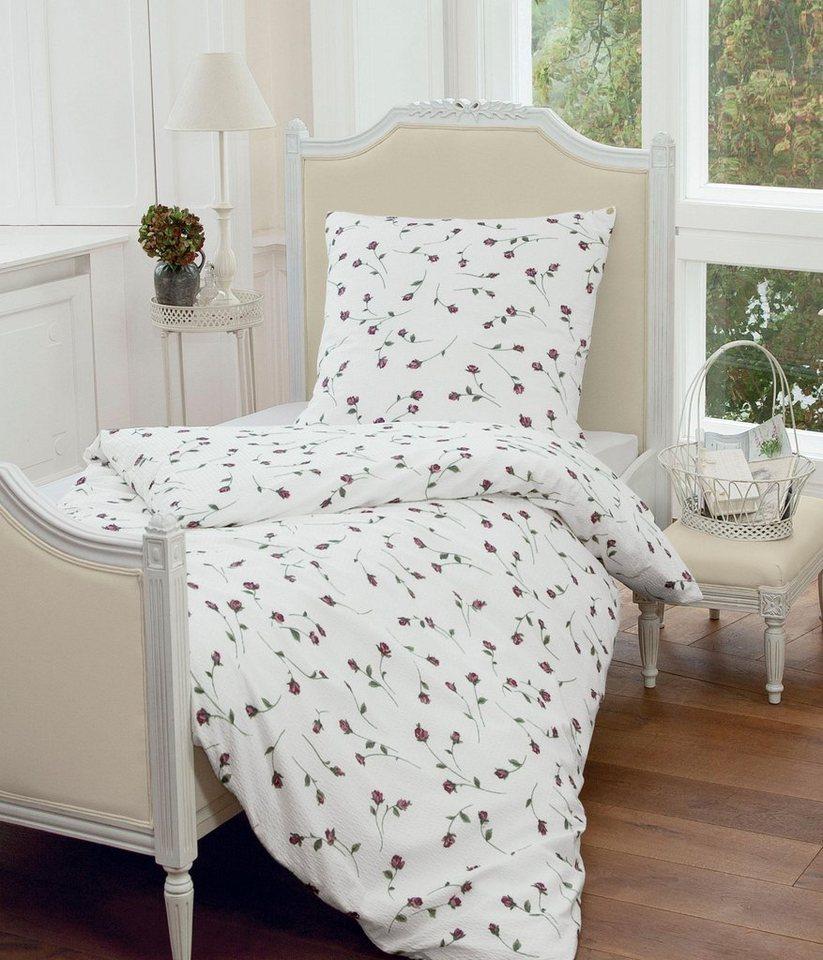 bettw sche summer roses janine mit detailverliebten. Black Bedroom Furniture Sets. Home Design Ideas