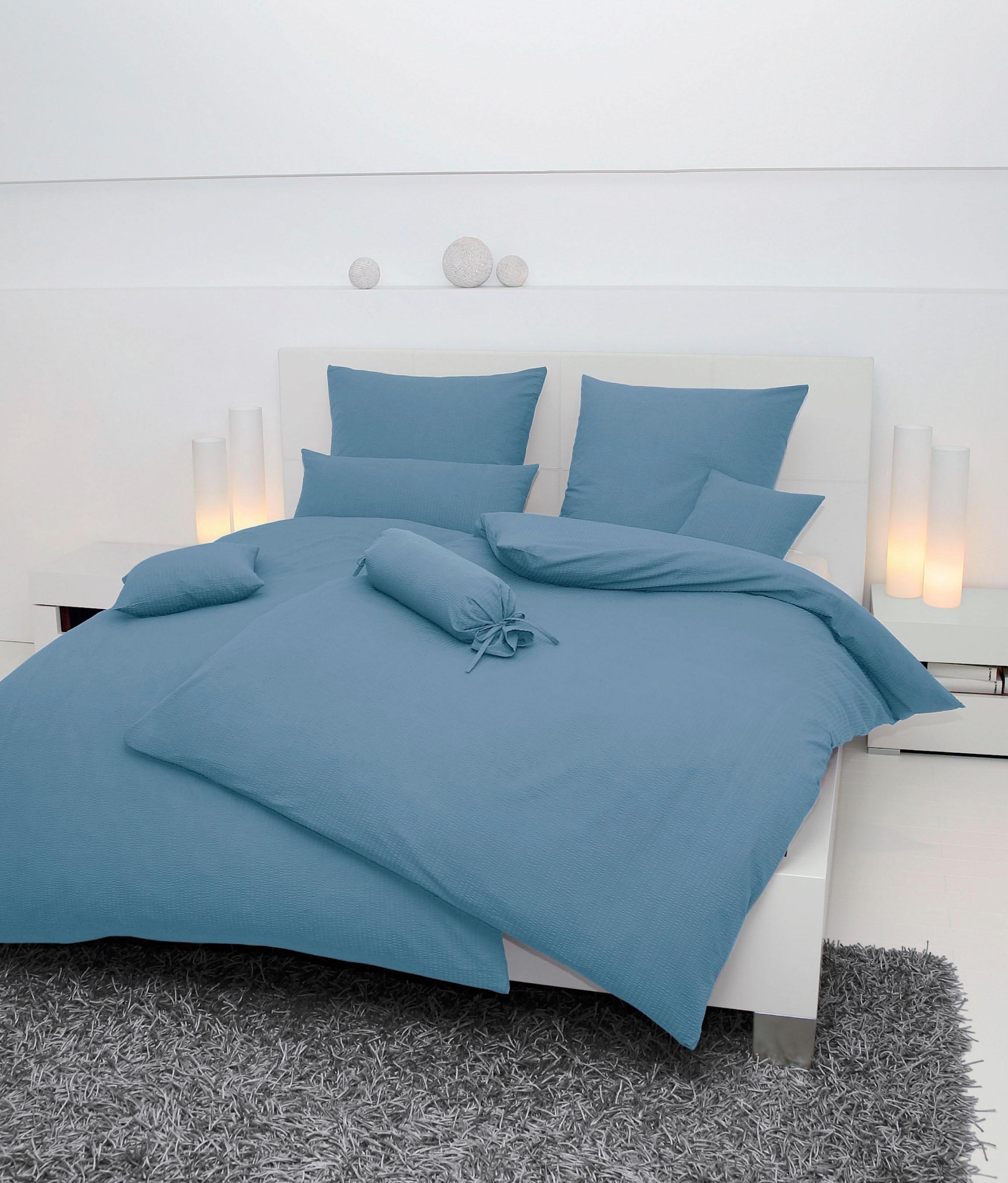 Bettwäsche »Piano«, , einfarbig gehalten