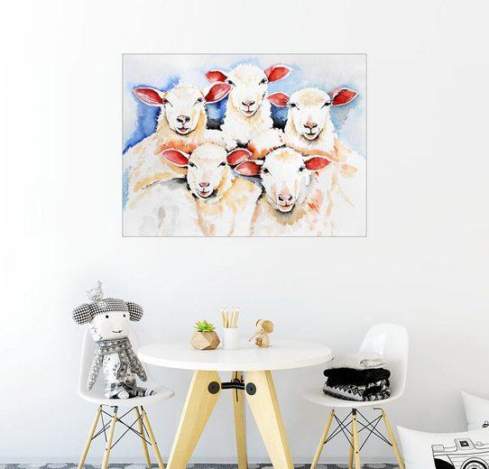 Posterlounge Wandbild - Maria Földy »Gute Träume«
