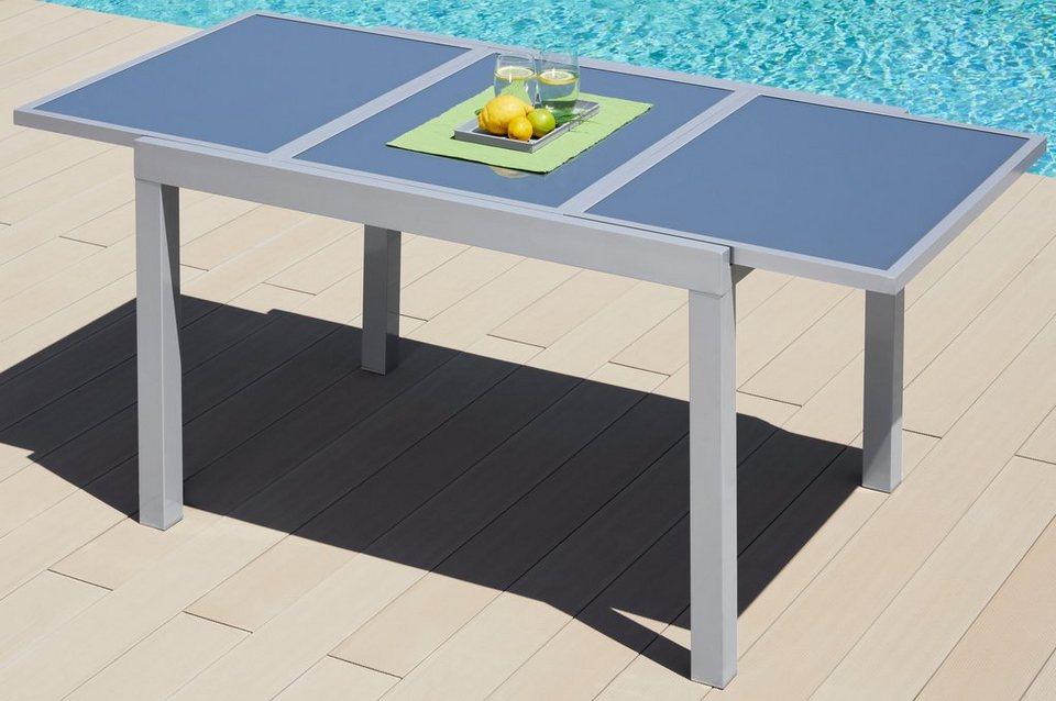 Gartentisch Rund Aluminium Amazing Kettler Gartentisch Rund