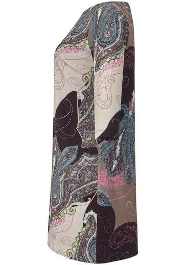 Emilia Lay Sommerkleid mit Paisley-Print, Reißverschluss