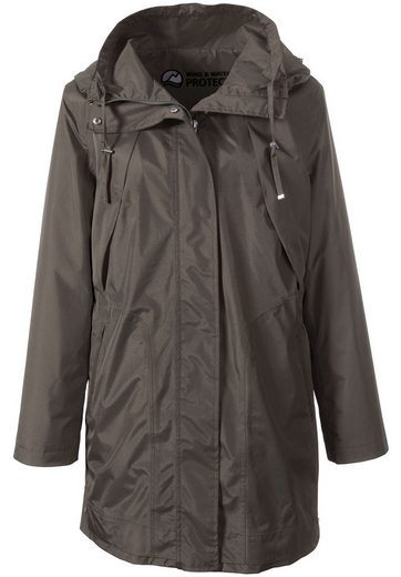 Emilian Lay Outdoor Jacket With Weather-protection-functional, Decorative Sewing