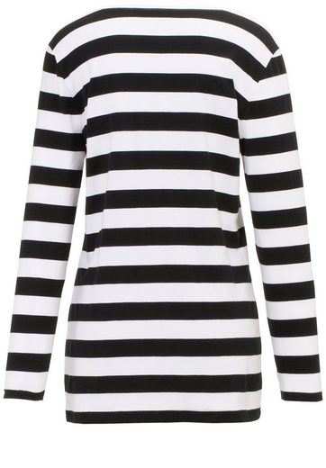 Anna Aura T-shirt With Stripe Pattern