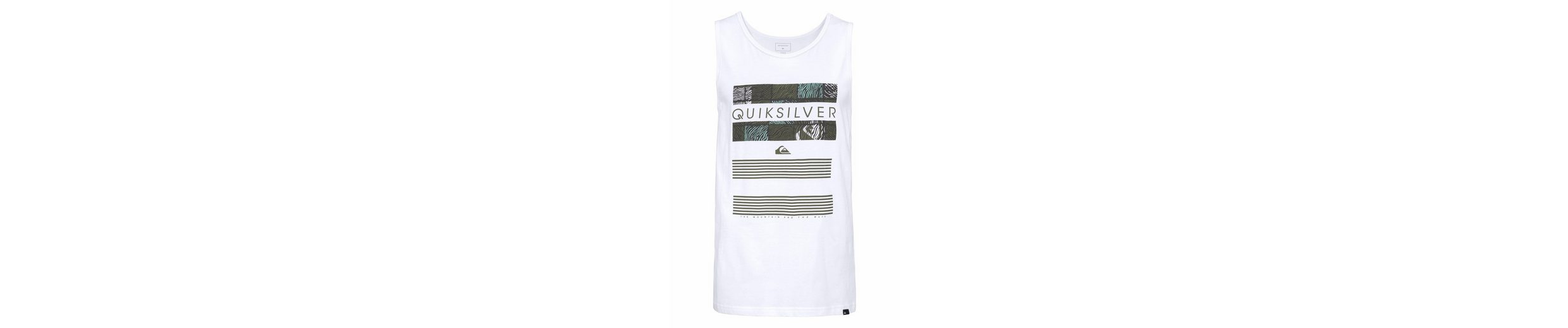 Quiksilver Tanktop CAMBOK PACK JUNGLE UP (Packung, 2 tlg., 2er-Pack), Im Doppelpack