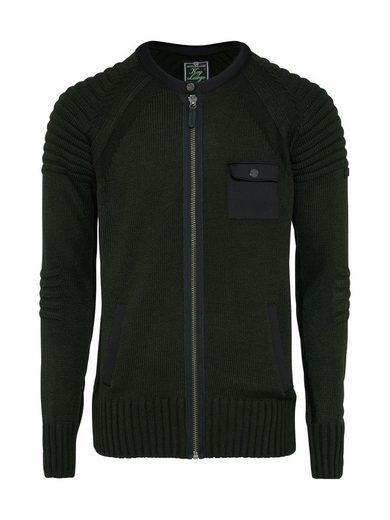Key Largo Strickjacke »MST DIVIDE jacket«