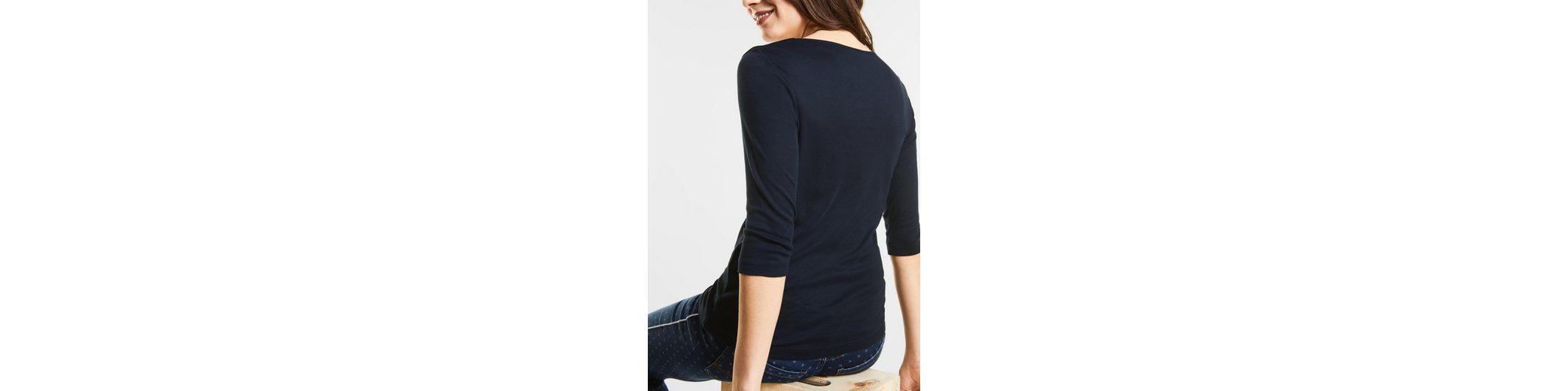 Street One Schmales Basic Shirt Pania Kaufen Günstigen Preis 6ER8Pxet