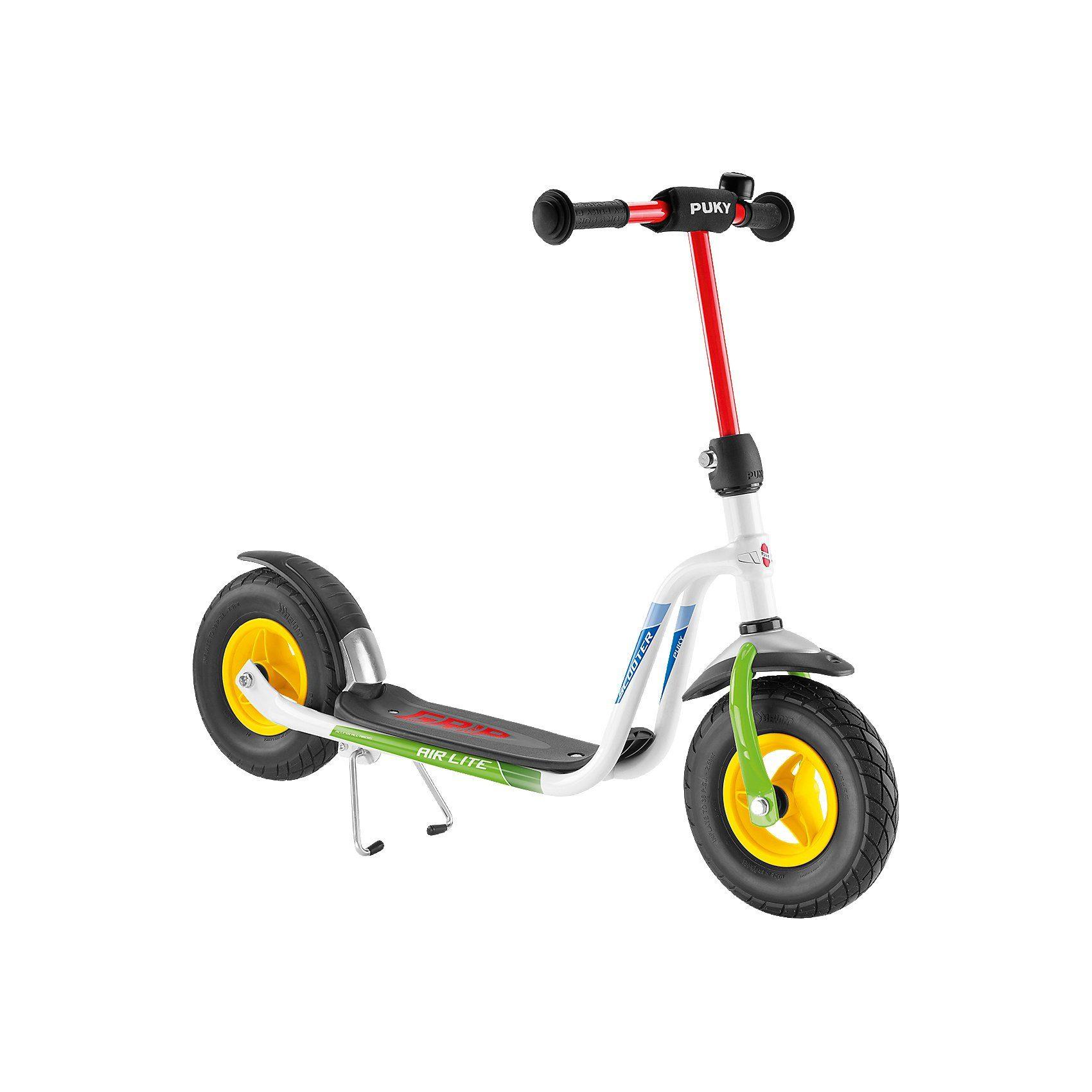 Puky Roller R 03 L, weiß-grün