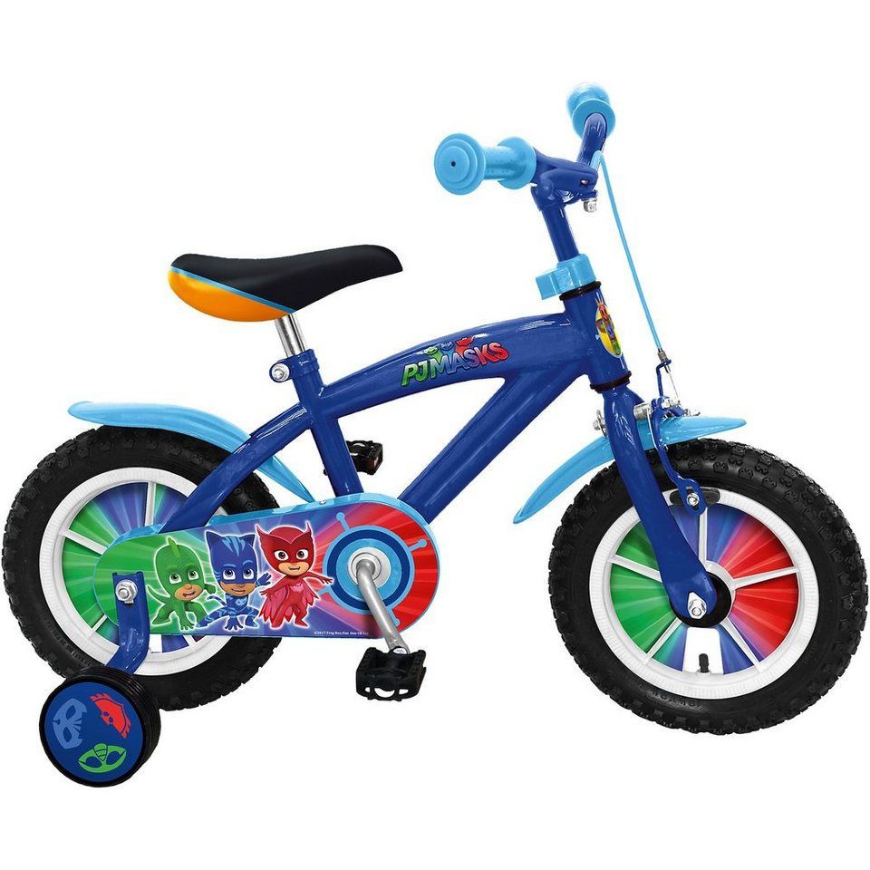 stamp pj masks fahrrad 12 zoll blau online kaufen otto. Black Bedroom Furniture Sets. Home Design Ideas