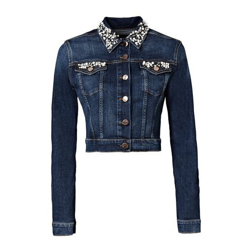 Guess JEANSJACKE APPLIKATIONEN