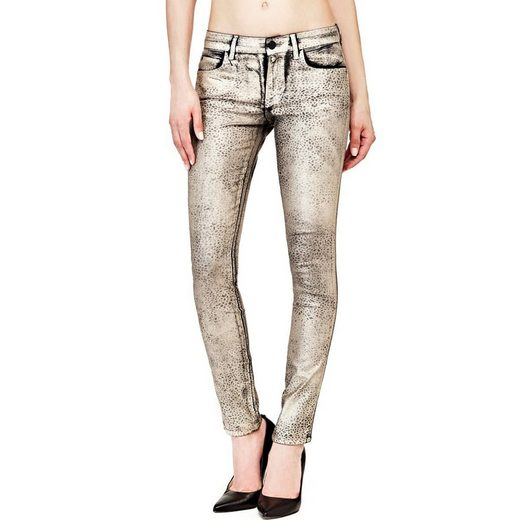 Guess JEANS METALLIC-OPTIK