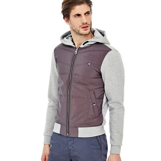 Guess SWEATJACKE STEPPDETAIL