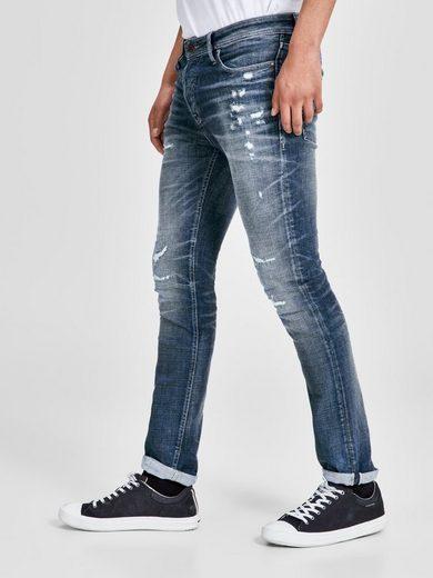 Jack & Jones TIM ORIGINAL JJ 062 AW24 PLUS Slim Fit Jeans