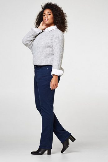 Esprit Esprit Curves Gerade Stretch-denim