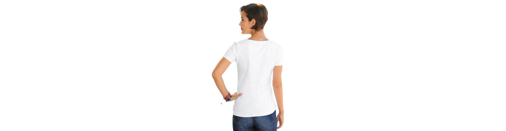 Auslass Amazon Billige Auslass Alba Moda Shirt mit Ankermotiv Rabatte Günstig Online Geniue Händler Günstig Online Billiges Outlet-Store qYxMlPGVm