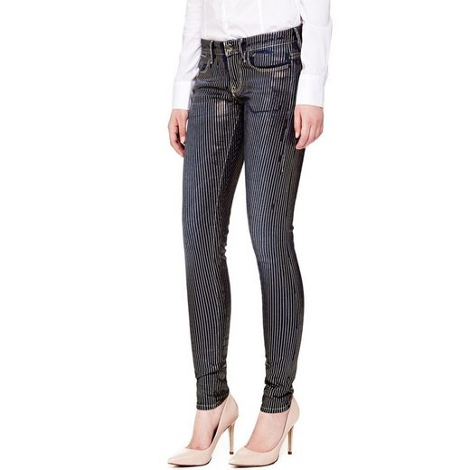 Guess JEGGINGS NADELSTREIFEN-OPTIK