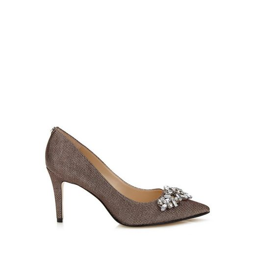 Guess Pumps Eland Metallic-optik