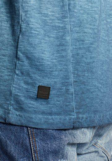 khujo T-Shirt TAGAD, mit Brusttasche