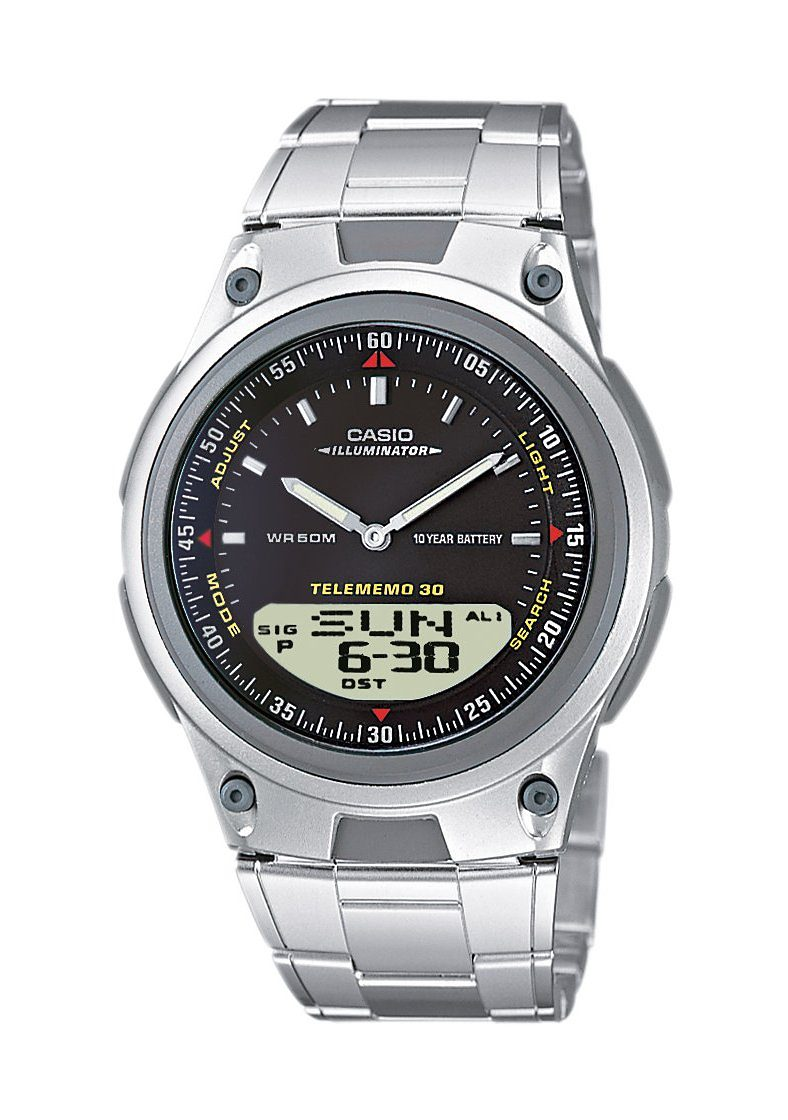 Casio Collection Chronograph »AW-80D-1AVES«