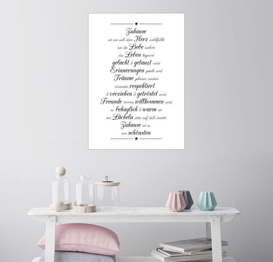 posterlounge wandbild zeit raum kunstdrucke zuhause online kaufen otto. Black Bedroom Furniture Sets. Home Design Ideas
