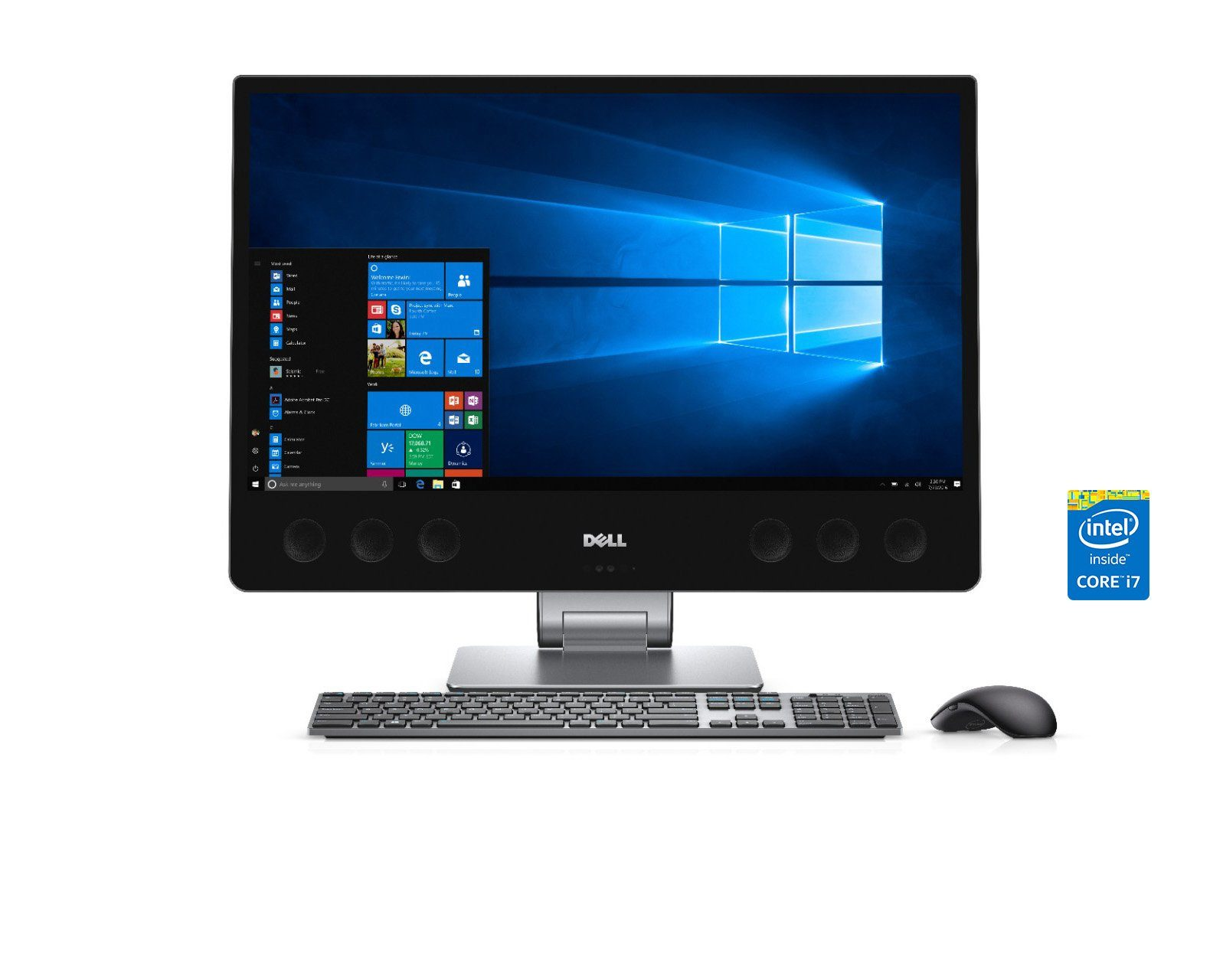 Dell EMC All in One »XPS 7760 CORE I5-7400«