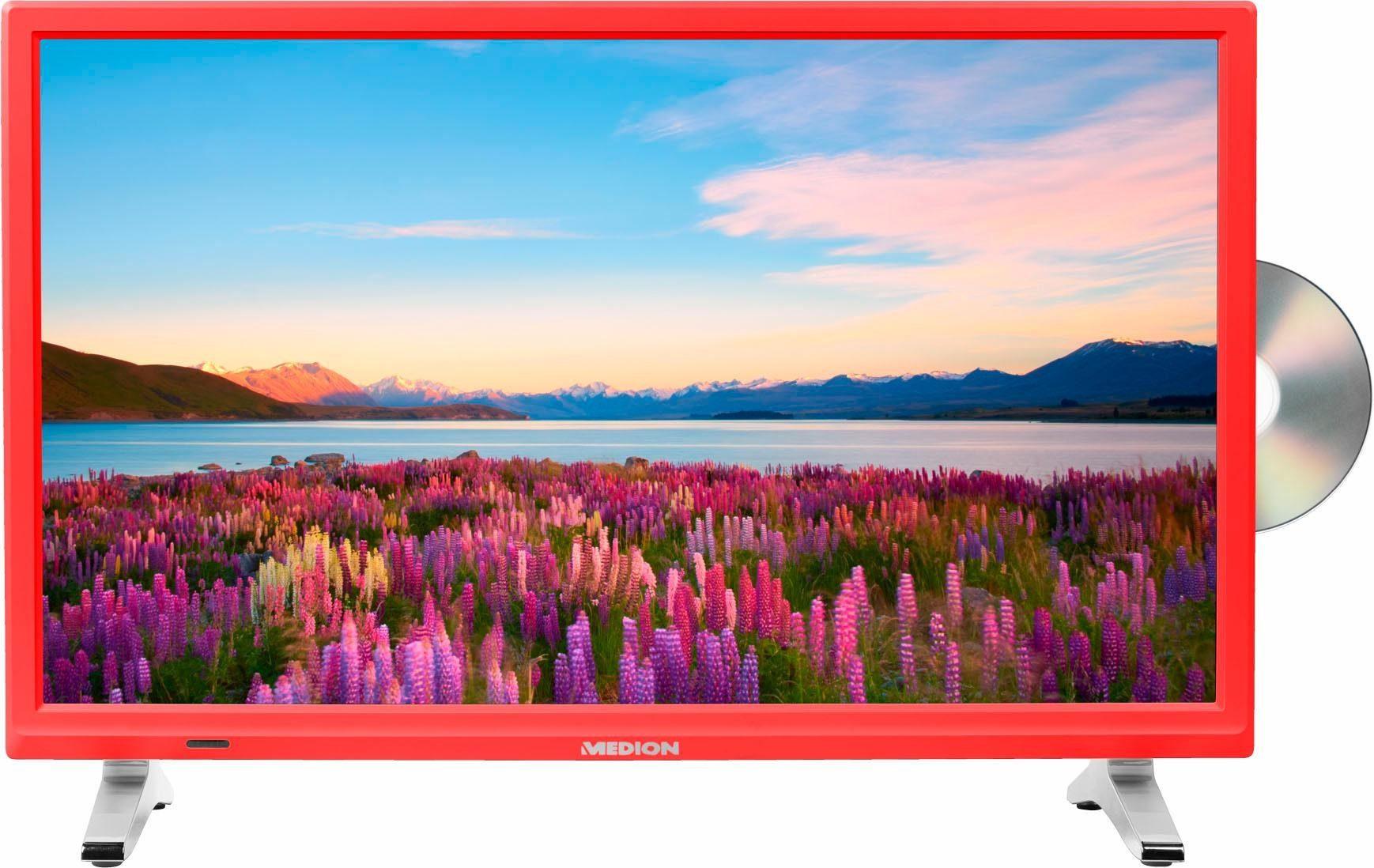 Medion® P12501 (MD 21501) LED-Fernseher (54,6 cm/21,5 Zoll, Full HD)