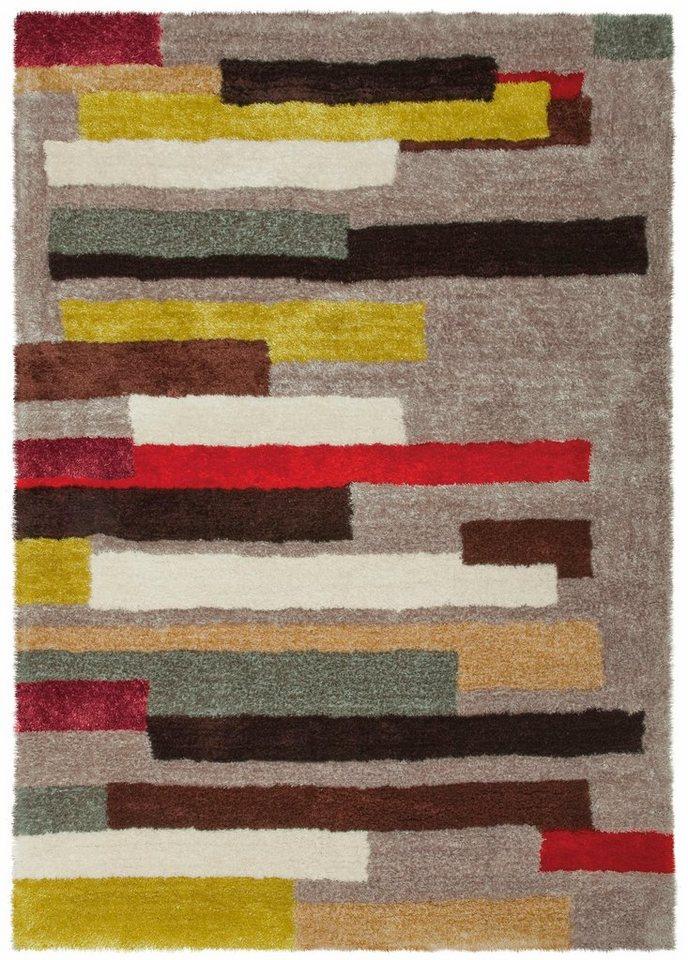 hochflor teppich dance 8104 arte espina rechteckig. Black Bedroom Furniture Sets. Home Design Ideas