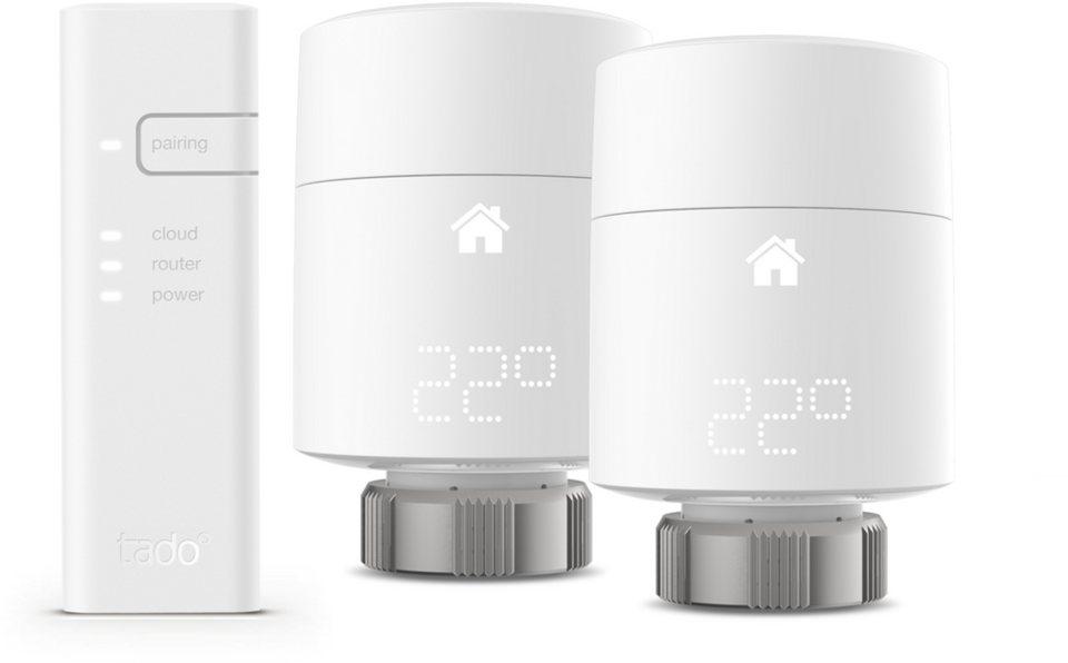 tado smart home zubeh r 2 smart heizk rperthermostat 1 bridge online kaufen otto. Black Bedroom Furniture Sets. Home Design Ideas