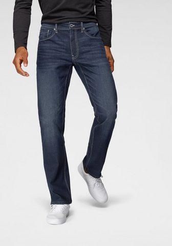 John Devin Straight-Jeans su Stretch