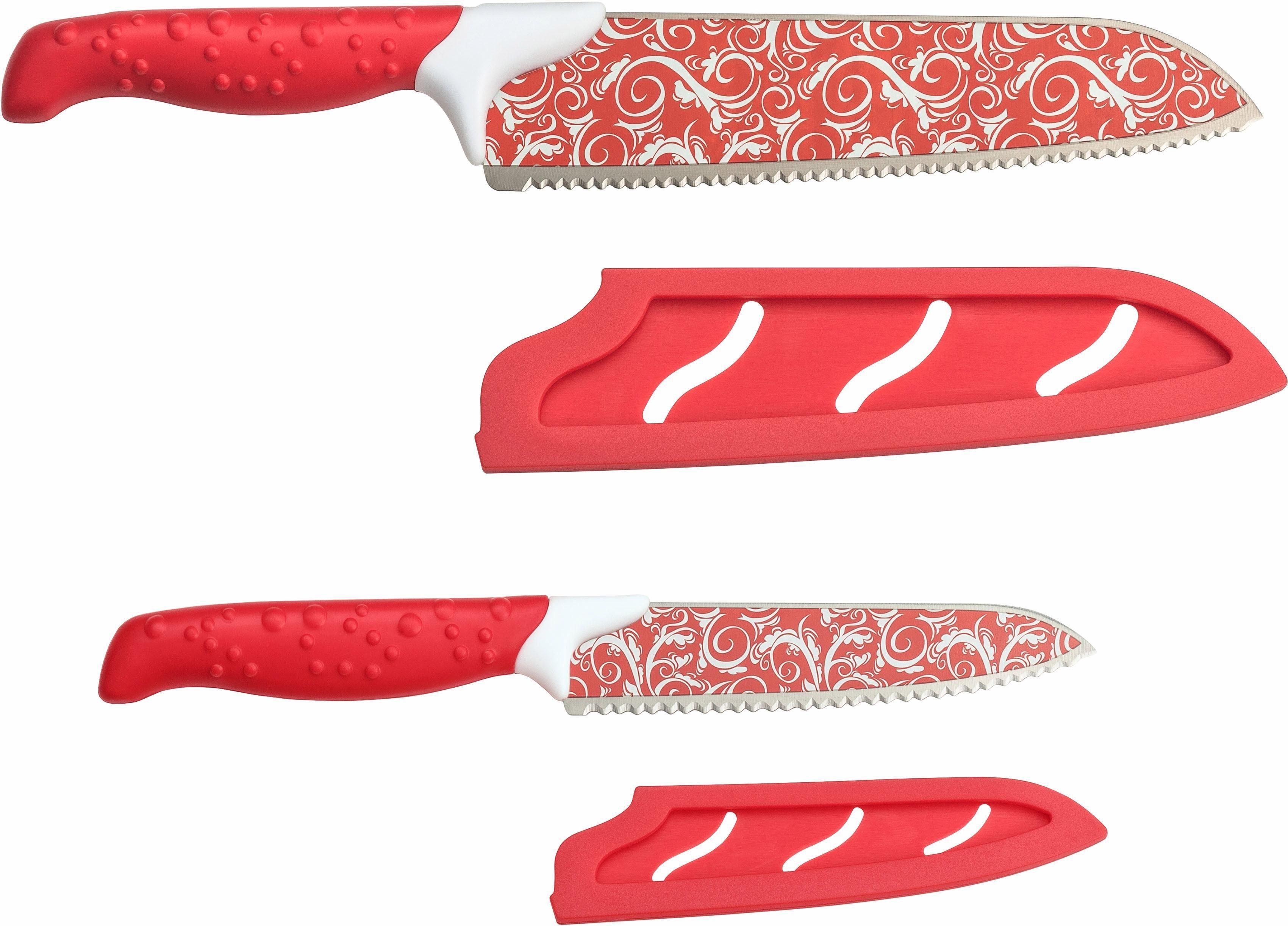 Genius® Magic Cut Messer-Set (4tlg.)