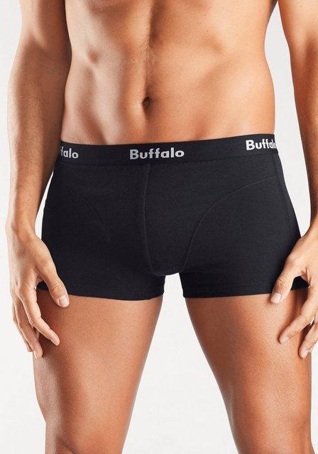 Herren Buffalo Hipster in Baumwoll-Stretch-Qualität (3 Stück) bunt,mehrfarbig | 04893962066551