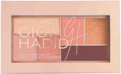 Maybelline New York, »Gigi Eyeshadow Palette Warm«, Lidschatten